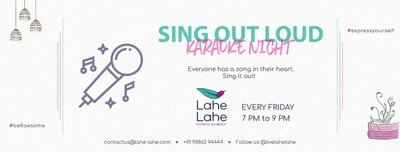 Floh Friday Fun: Karaoke Night