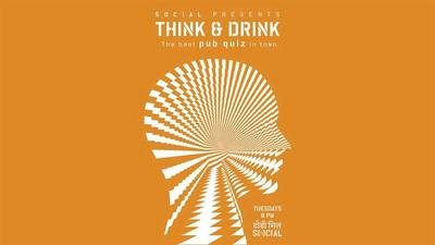 Floh Weekday Stressbuster : Think & Drink!
