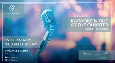Floh Weekday Stressbuster : Karaoke Night!