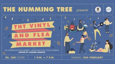 Floh Music : The Vinyl & Flea Market