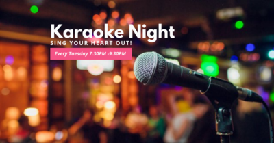 Floh Weekday Stressbuster: Karaoke Night!