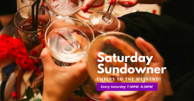 Floh Weekend Party: Saturday Sundowner!