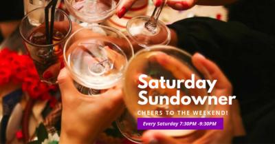 Floh Weekend Party: Saturday Sundowner!