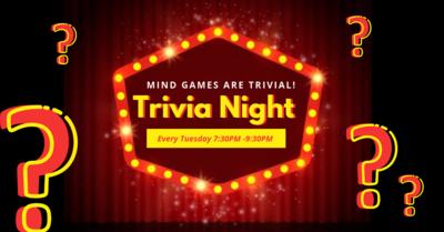 Floh Weekday Stressbuster: Trivia Night!