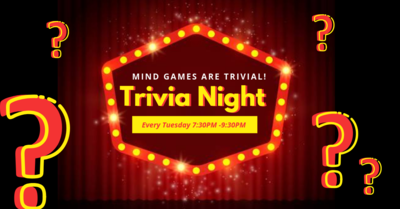 Floh Weekday Stressbuster: Trivia Night!