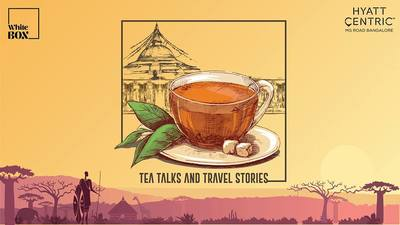 Floh: Tea Talks & Travel Stories