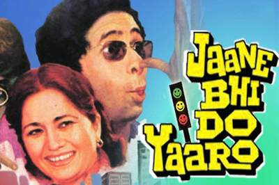 Floh Open Air Cinema:  Jaane Bhi Do Yaaro