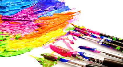 Floh Sunday: Paint Bar at Infinitea!