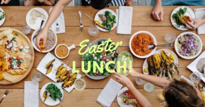 The Easy Easter Lunch