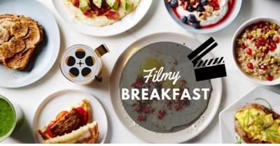 A Filmy Breakfast