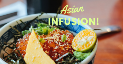 Asian Infusion At Pa Pa Ya