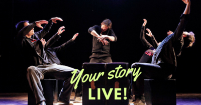 Your Story - LIVE