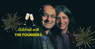 Celebrate With The Founders