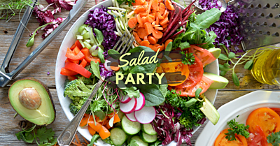 Lettuce Have A Salad Party!