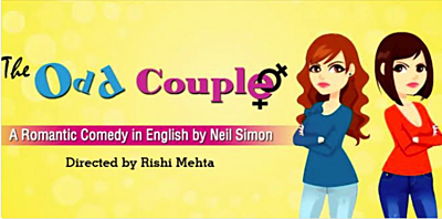 A Hilarious Broadway Show - The Odd Couple