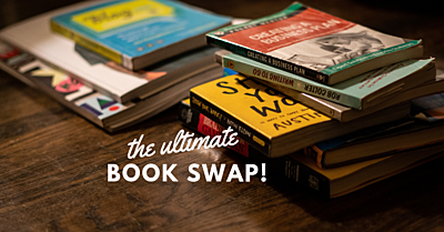 A Book For A Book - The Great Swap!