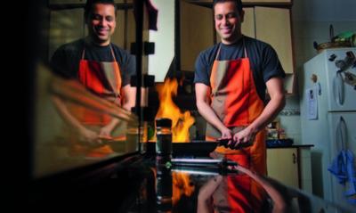 Singles in the Kitchen with Samar Halarnkar