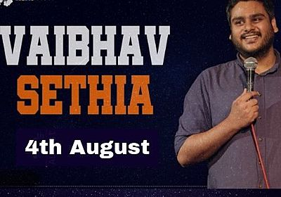 Vaibhav Sethia's Great Comedy Show