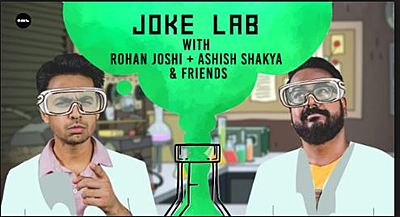 StandUp Comedy Night With Rohan Joshi & Ashish Shakya😀