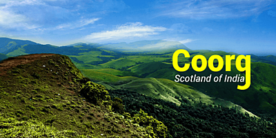 A Weekend Getaway To The Scotland of India!