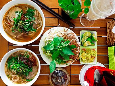 Think Vietnamese Food!