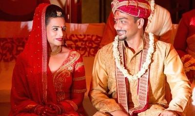 Floh Celebrates Garima and Kumar's Wedding