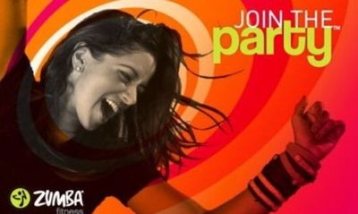 Zumba fitness party!