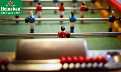 The Floh Foosball Tournament
