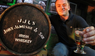 The Jameson Movie Quiz with Brand Ambassador Colin McGough