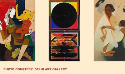 Be a VIP at the India Art Fair 2015