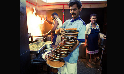 Floh Pop-Up: Breakfast at Vidyarthi Bhavan
