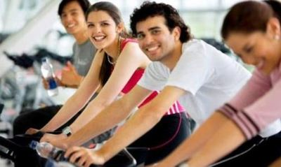 Spin yourself into shape in 2012!