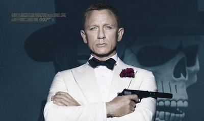 The Name is Bond. James Bond.