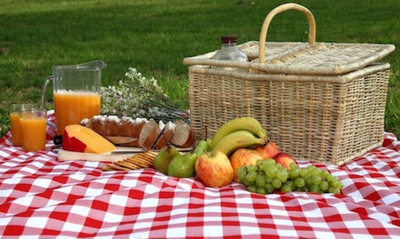 It's the Time to Picnic!
