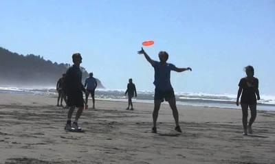 The Ultimate Frisbee Challenge!