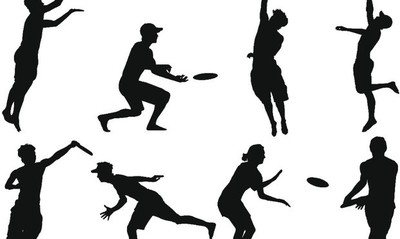 Frisbee It Up!