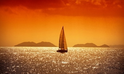 Sail Into The Sunset!