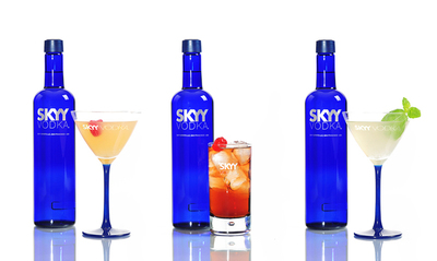 In High Spirits With Skyy!