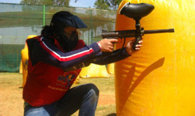 Floh Paintball League