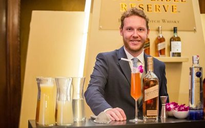 A Cocktail Evening With Jamie Walker At The Founders' Home