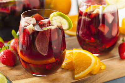 Summer Sangria Showdown!