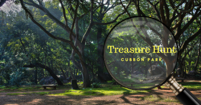 A Hunt For Real Treasures!