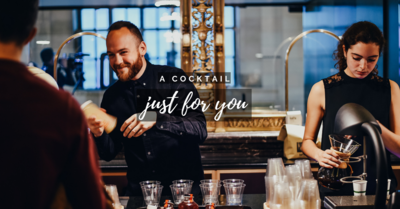Make Your Own Signature Cocktail!