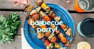 The Barbeque Party!
