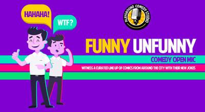 Floh Pop Up: Comedy Open Mic Night!