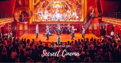 Floh Pop Up: Secret Cinema!