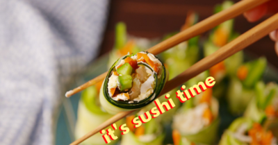 It's Sushi Time!